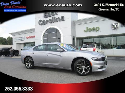 2015 Dodge Charger for sale in Greenville NC