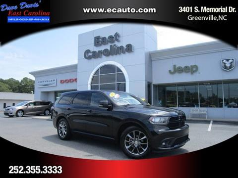 2015 Dodge Durango for sale in Greenville, NC