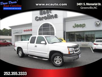 2003 Chevrolet Silverado 1500 for sale in Greenville, NC