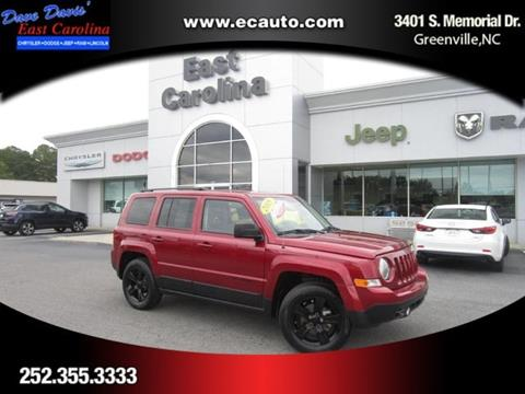 2015 Jeep Patriot for sale in Greenville, NC