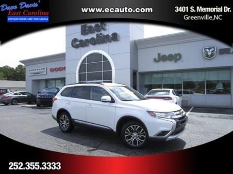 2016 Mitsubishi Outlander for sale in Greenville, NC