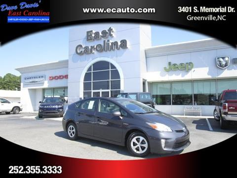 2014 Toyota Prius for sale in Greenville, NC