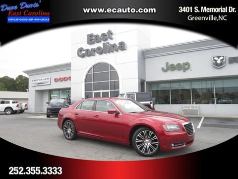 2013 Chrysler 300 for sale in Greenville NC