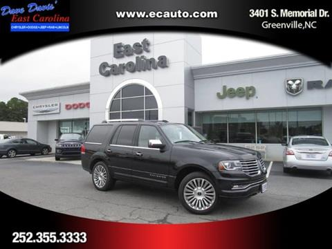 2015 Lincoln Navigator for sale in Greenville, NC