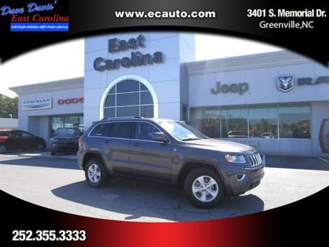2015 Jeep Grand Cherokee for sale in Greenville, NC