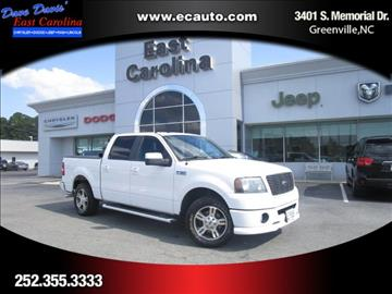 2007 Ford F-150 for sale in Greenville, NC