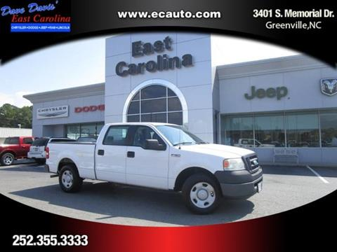 2008 Ford F-150 for sale in Greenville, NC