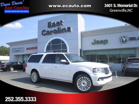 2017 Lincoln Navigator L for sale in Greenville, NC