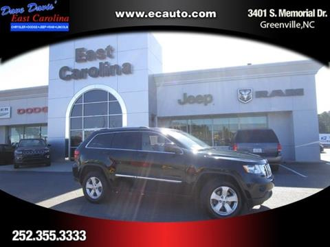 2013 Jeep Grand Cherokee for sale in Greenville, NC