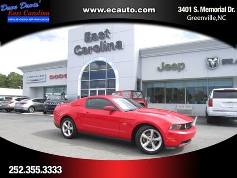 2010 Ford Mustang for sale in Greenville, NC