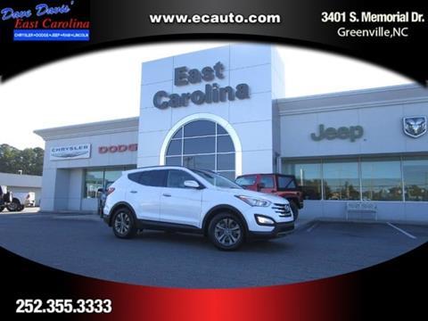 2014 Hyundai Santa Fe Sport for sale in Greenville, NC