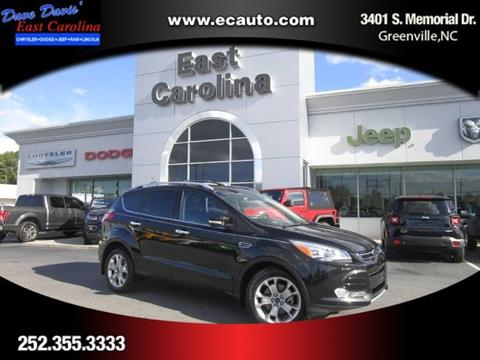 2014 Ford Escape for sale in Greenville, NC