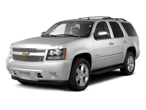 2013 Chevrolet Tahoe for sale in Greenville, NC