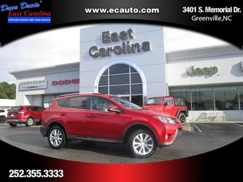 2013 Toyota RAV4 for sale in Greenville, NC