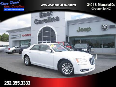 2013 Chrysler 300 for sale in Greenville, NC