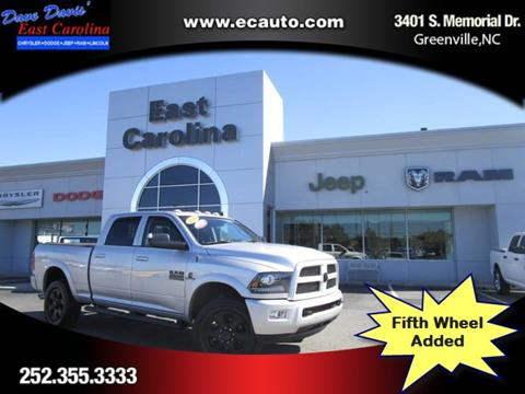 2016 RAM Ram Pickup 2500 for sale in Greenville, NC