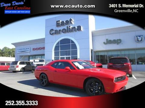 2014 Dodge Challenger for sale in Greenville NC