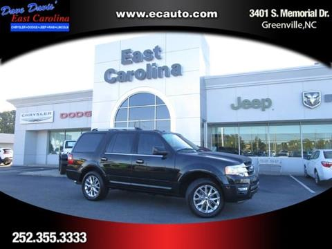 2015 Ford Expedition for sale in Greenville, NC