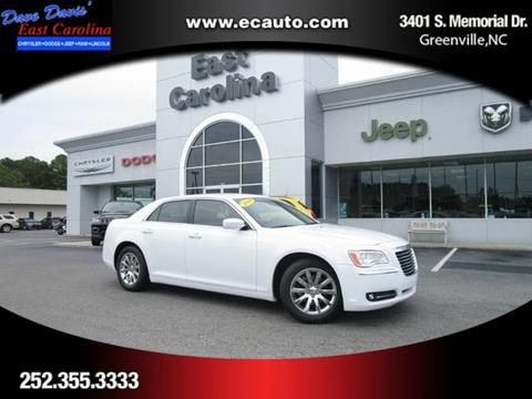 2014 Chrysler 300 for sale in Greenville, NC