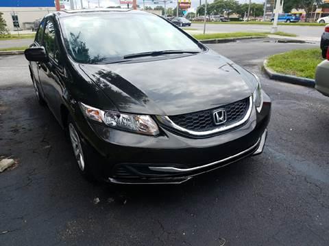 2014 Honda Civic for sale in Orange Park, FL