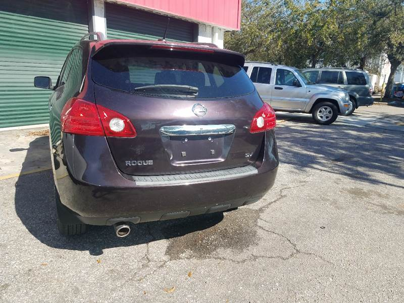 2011 Nissan Rogue SV In Orange Park FL - Jay\'s Cars