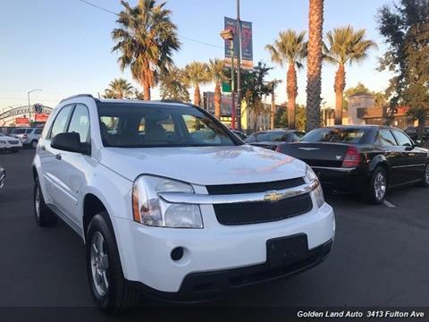 2008 Chevrolet Equinox for sale in Sacramento, CA