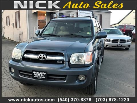 2006 toyota sequoia for sale in braintree ma. Black Bedroom Furniture Sets. Home Design Ideas