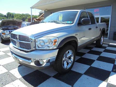 2007 Dodge Ram Pickup 1500 for sale in Morgantown, WV