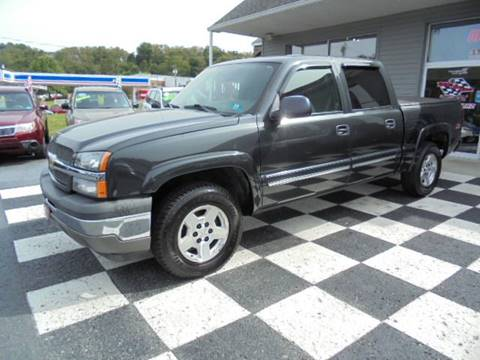 2005 Chevrolet Silverado 1500 for sale in Morgantown, WV