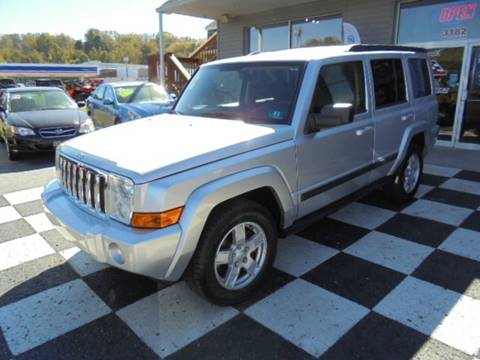 2008 Jeep Commander for sale in Morgantown, WV