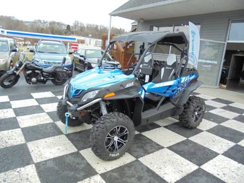 2018 CF Moto ZForce for sale in Morgantown, WV