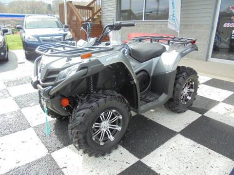 2018 CF Moto CForce for sale in Morgantown, WV