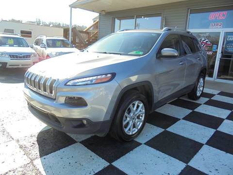 2014 Jeep Cherokee for sale in Morgantown, WV