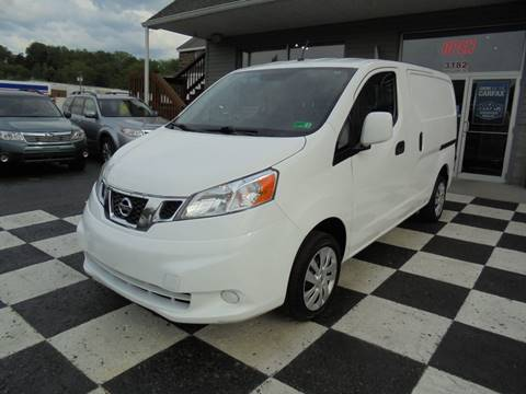 2014 Nissan NV200 for sale in Morgantown, WV