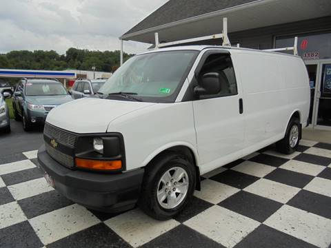 2013 Chevrolet Express Cargo for sale in Morgantown, WV