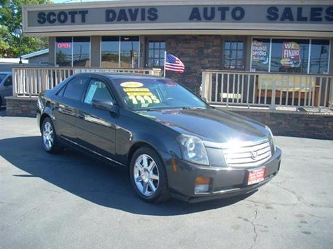 2005 Cadillac CTS for sale in Turlock CA