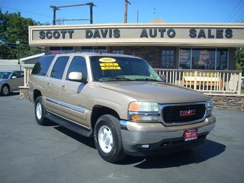 2005 GMC Yukon XL for sale in Turlock, CA