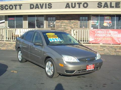 2005 Ford Focus for sale in Turlock CA