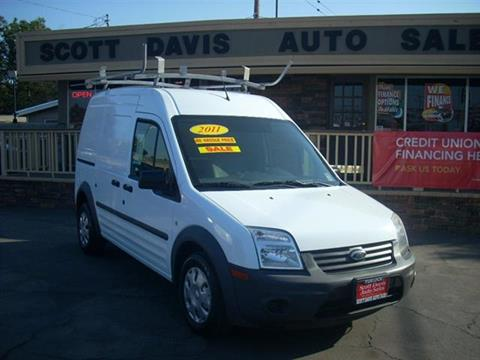 2011 Ford Transit Connect for sale in Turlock, CA
