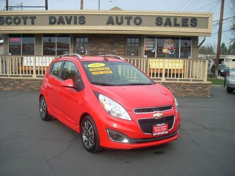 2013 Chevrolet Spark for sale in Turlock CA
