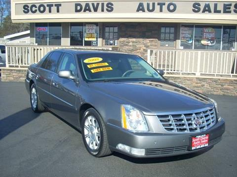 2008 Cadillac DTS for sale in Turlock CA
