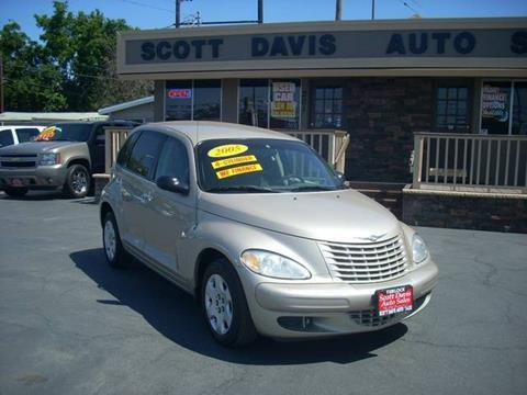 2005 Chrysler PT Cruiser for sale in Turlock CA