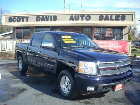 2010 Chevrolet Silverado 1500 for sale in Turlock CA
