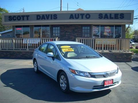 2012 Honda Civic for sale in Turlock, CA
