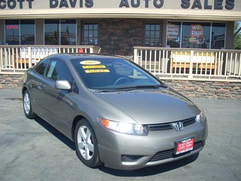 2011 Honda Civic for sale in Turlock, CA