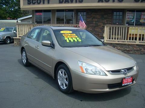 2004 Honda Accord for sale in Turlock, CA