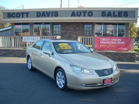 2007 Lexus ES 350 for sale in Turlock CA