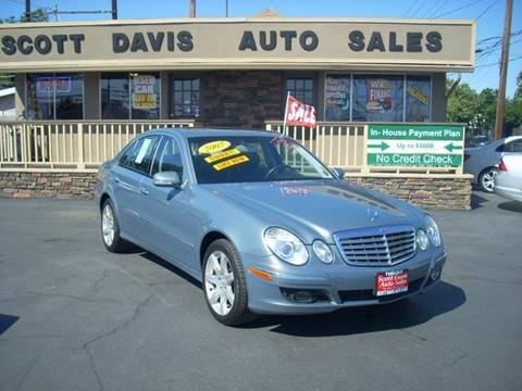 2007 Mercedes-Benz E-Class for sale in Turlock, CA