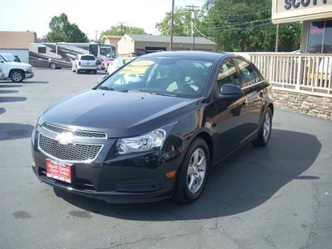 2014 Chevrolet Cruze for sale in Turlock, CA