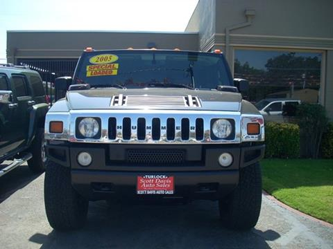 2005 HUMMER H2 for sale in Turlock, CA